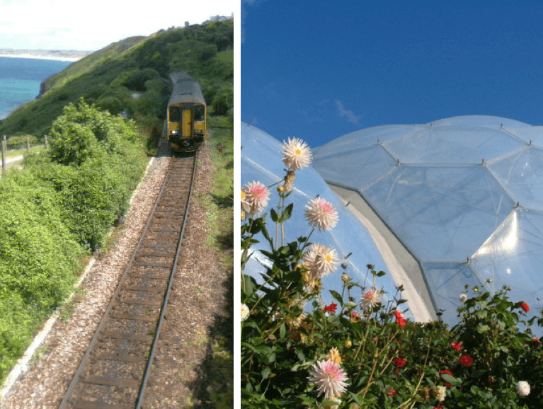 Image showing the Eden Project